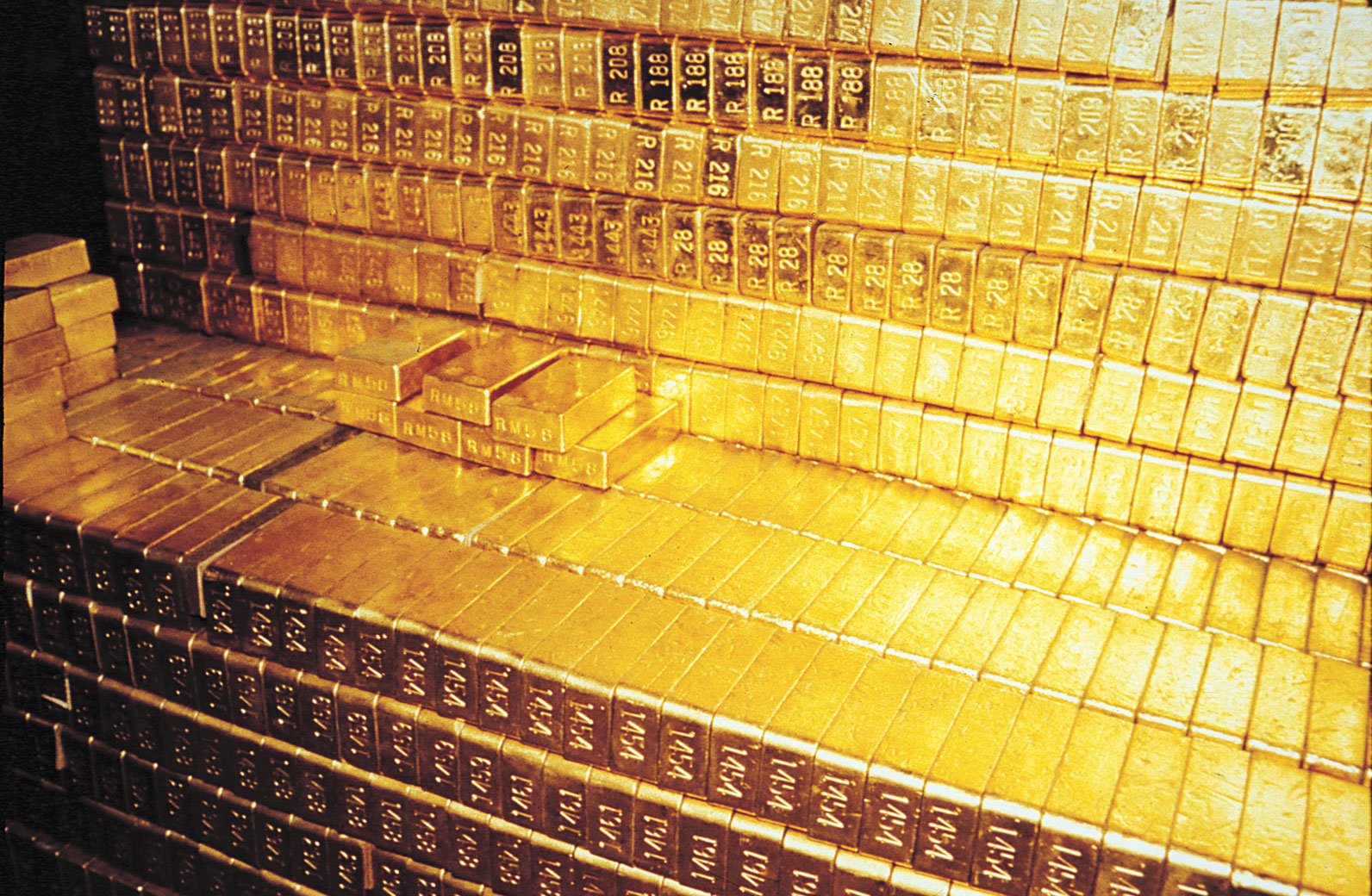 KMG Gold Gold Buyer Gold Bars