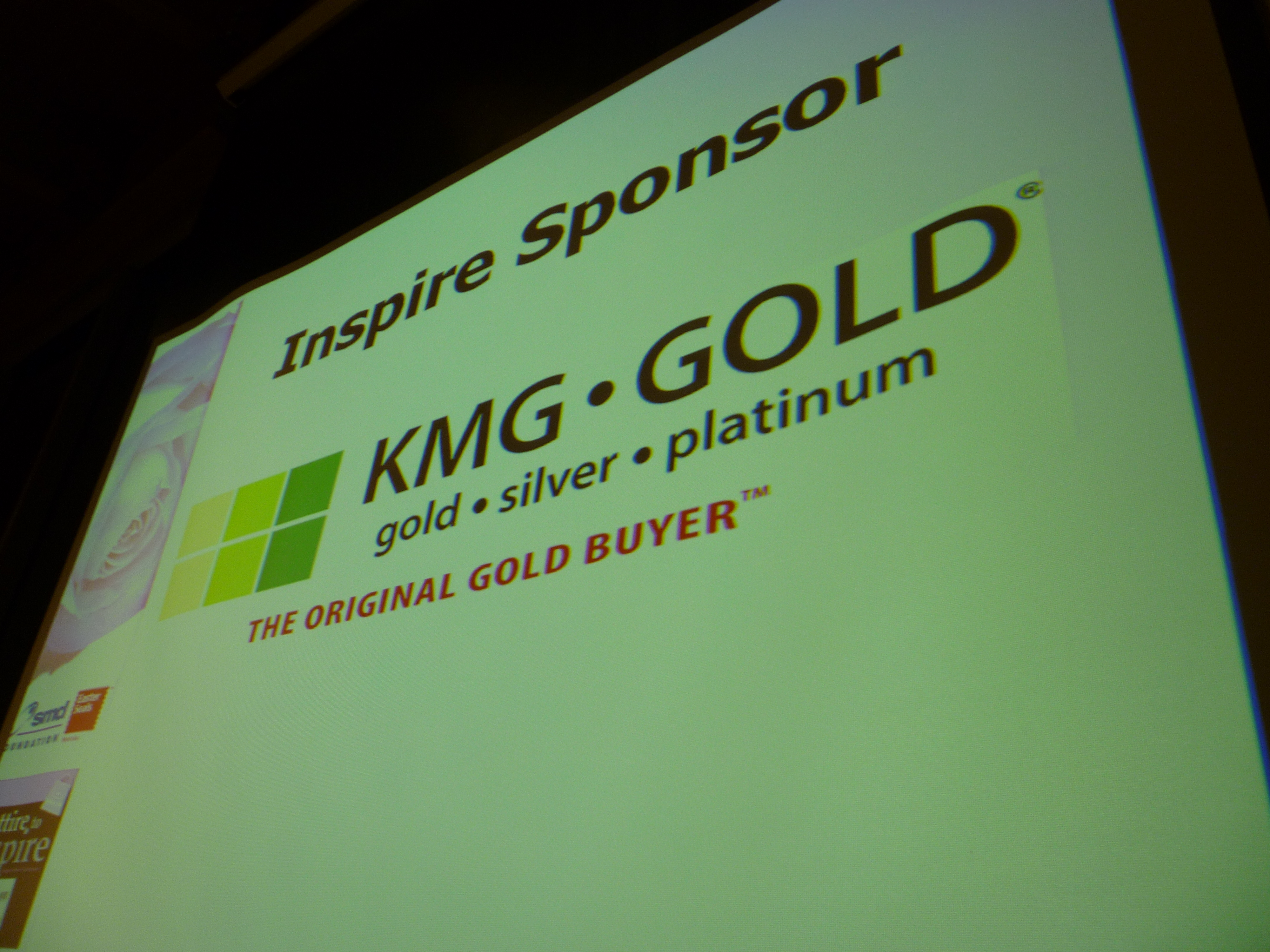 KMG Gold attends Easter Seals Manitoba Fashion Show