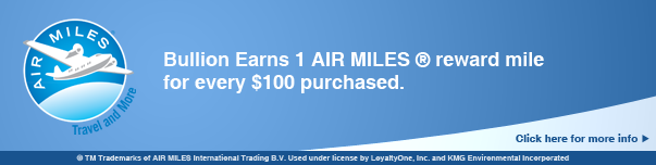 KMG Gold Recycling - Air Miles Reward Miles